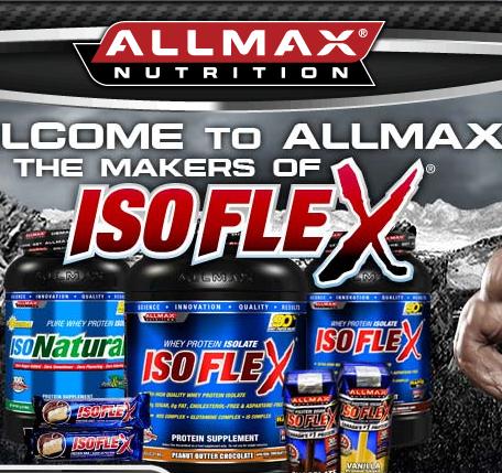 allmax-isoflex